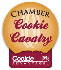 Cookie Calvary sponsor Cookie Advantage
